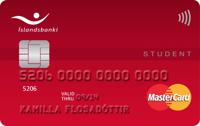 Kreditkort student